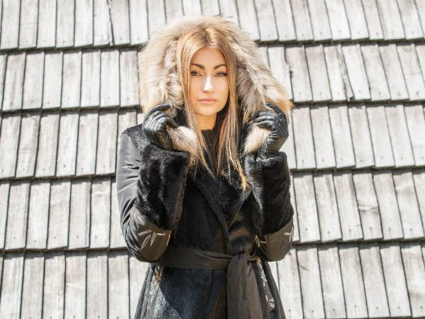 Kabát SOFIA 36